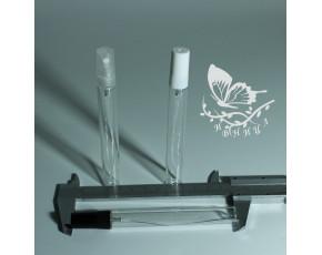 Флаконы отливанты стекло, спрей пластик 10мл