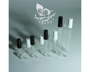 Флаконы отливанты стекло, спрей пластик